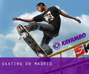 Skating en Madrid