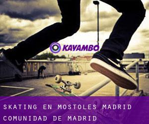 skating en Móstoles (Madrid, Comunidad de Madrid)