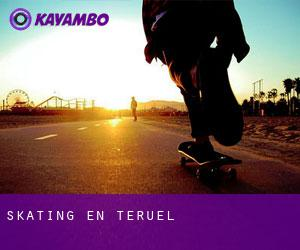 Skating en Teruel